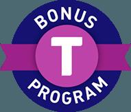 bonus program logo